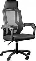 Кресло компютерное Barsky Color Black CB-02, фото 1
