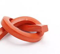 Силиконовый шнур квадратного сечения, 24х24 мм