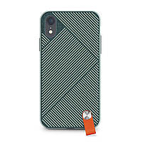 Чехол Moshi Altra Slim Hardshell Case With Strap Apple iPhone XR Mint Green (99MO117601)