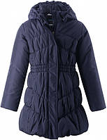 Зимнее пальто для девочки Lassie by Reima Rani 721750-6950. Размеры 104 - 140.