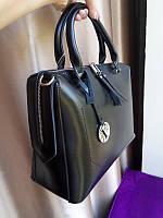Кожаную сумку из натуральной кожи реплика Фенди , кожаные женские сумки, фото 1