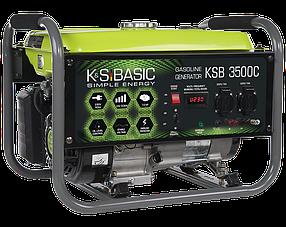 Генератор бензиновый K&S Basic KSB 3500С (3 кВт)