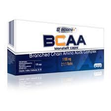 Аминокислоты бцаа Biogenix Bcaa Monster Caps 120caps
