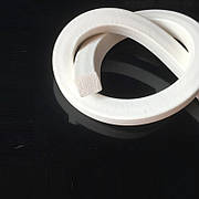 Силиконовый шнур пористый 2х2 мм