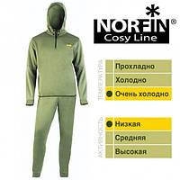 Дышащее термобелье Norfin Cosy Line олива 3007006-XXXL