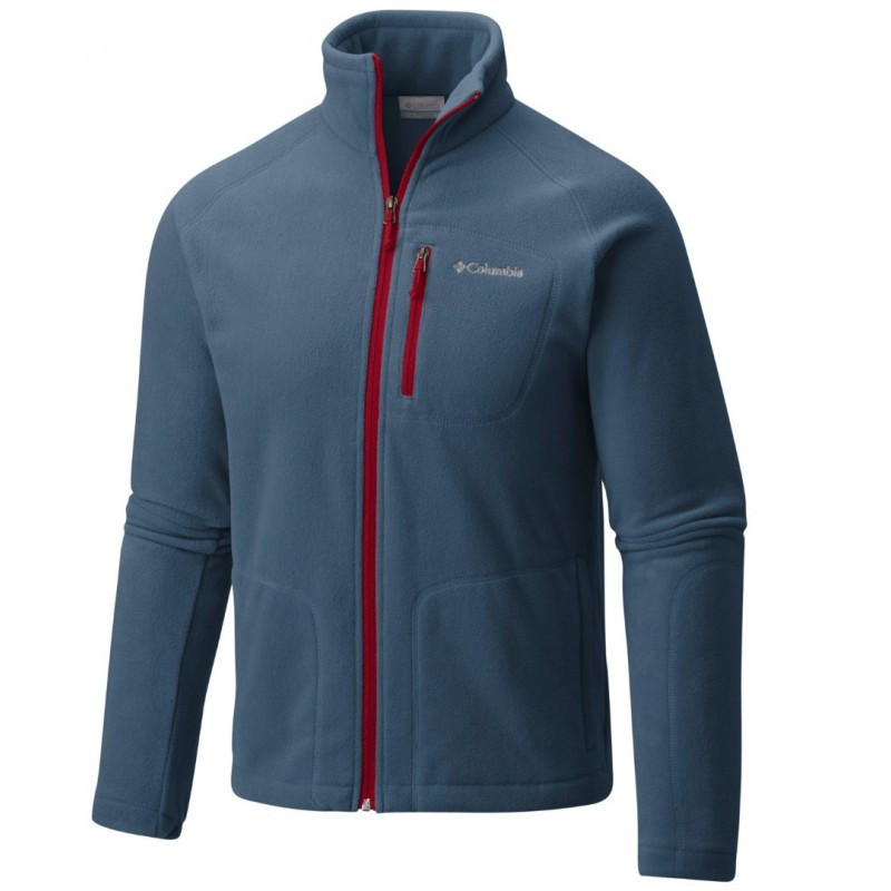 Мужской флис Columbia Fast Trek II Full Zip Fleece