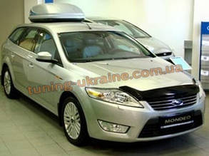 Дефлекторы капота Sim для Ford Mondeo