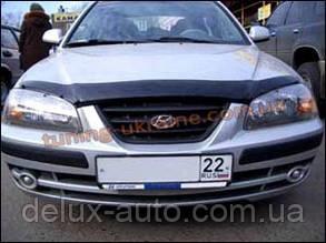 Дефлекторы капота Sim для Hyundai Elantra 2000-06