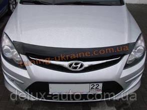 Дефлекторы капота Sim для Hyundai i30 2007-11