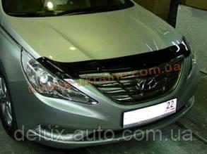 Дефлекторы капота Sim  для Hyundai Sonata 2009