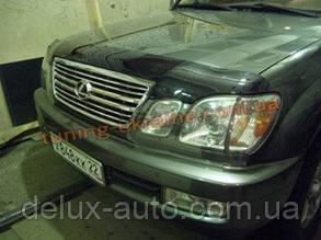 Дефлекторы капота Sim для Lexus LX 1998-07