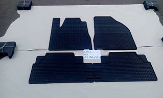 Коврики в салон резиновые Politera 4шт. для Lexus rx 3 al10 2012-2015
