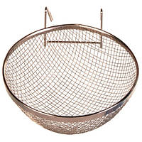 Trixie Canary Nest гнездо для канареек металлическое 12см