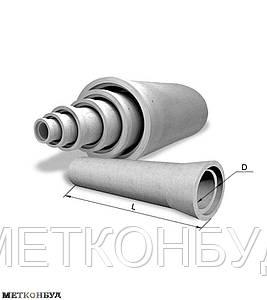 Асбестоцементные трубы 400 мм ВТ- 6 4м