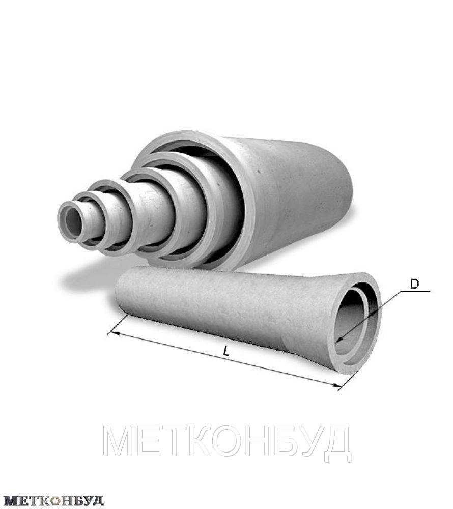 Асбестоцементные трубы 300 мм ВТ-9