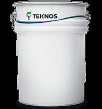 Алкидная антикоррозионная грунтовочная краска TEKNOLAC PRIMER 0168-00 (красная-1650401)