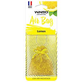Ароматизатор Air Bag Lemon (Лемон) гранулы 20g Winso (530410)