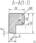 Уплотнение разгрузочного люка 4109.03.108-01