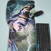 Игровая поверхность   Зед мастер теней- Лига Легенд (league of legends Zed-Master Of Shadows)   730х330х3мм