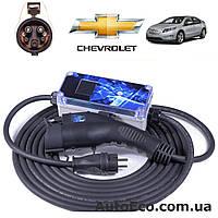 Зарядное устройство для электромобиля Chevrolet Volt AutoEco J1772-16A-Wi-Fi