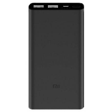 Xiaomi Mi Power Bank 2 10000 mAh 2USB Black