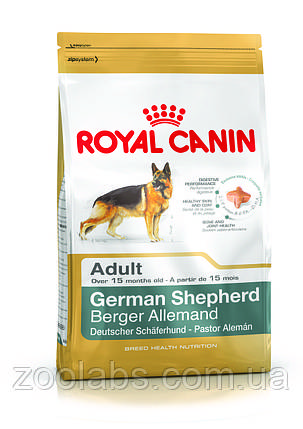 Корм Royal Canin для немецкой овчарки | Royal Canin Adult German Shepherd 3,0 кг, фото 2