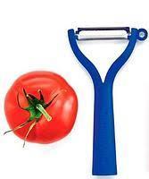 Овощечистка горизонтальная Tupperware в синем цвете