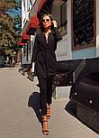 Женский кардиган с поясом и брюки (в расцветках), фото 4