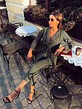 Женский кардиган с поясом и брюки (в расцветках), фото 6