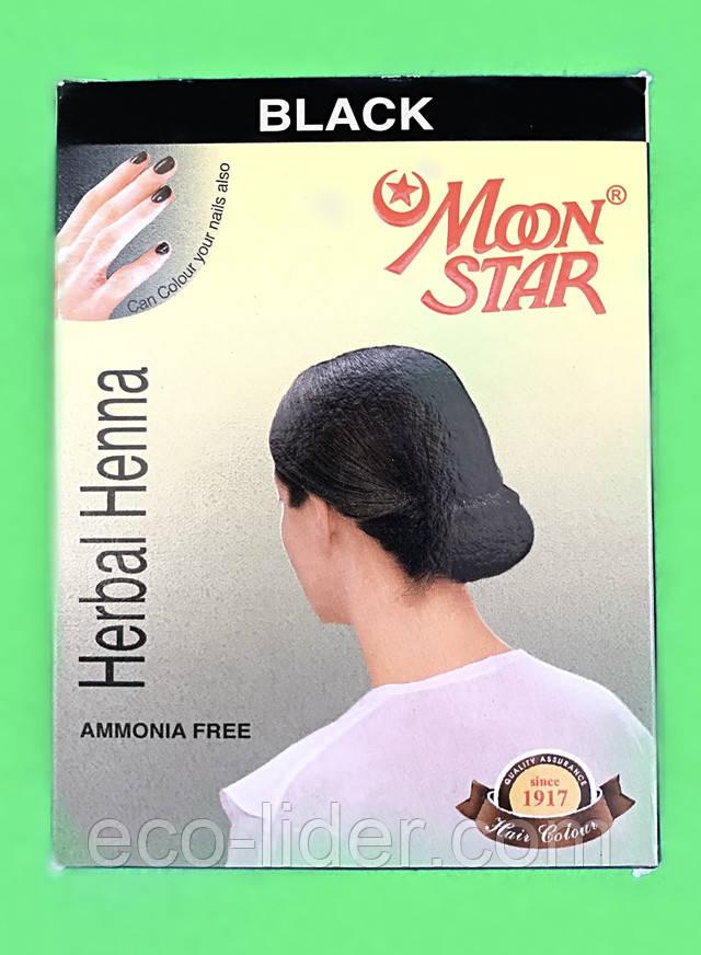 Изображение хна Мунстар черная Moon Star black 10g