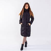 Женское пальто Indigo N 005T BLACK