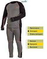 Термобелье Norfin Comfort Line Gray (1й слой)