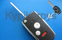 ХОНДА  (Honda) Аккорд выкидной ключ (корпус)