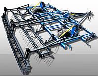 Пружинные и зубовые шлейфы 2,5м, 2секции под почвообрабатывающие агрегаты
