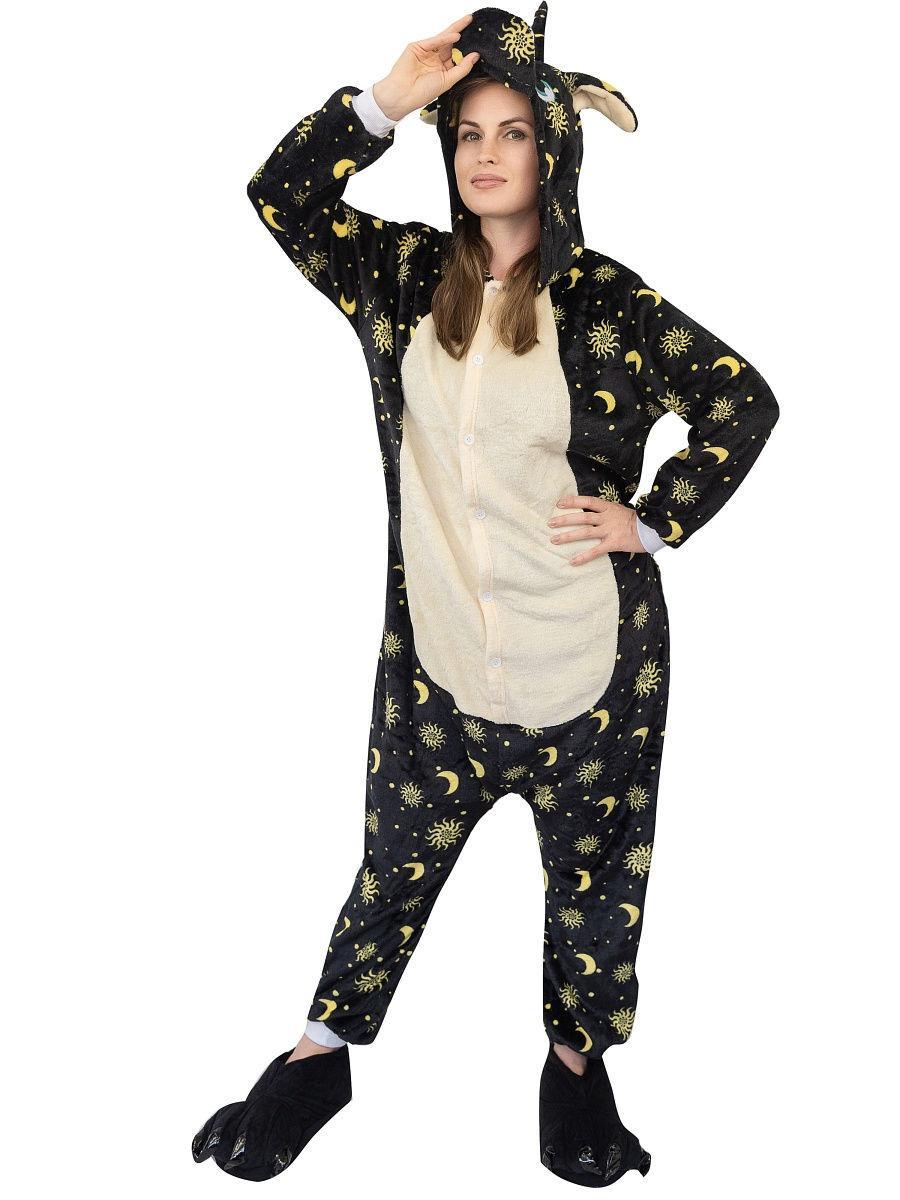 Пижама кигуруми единорог 46