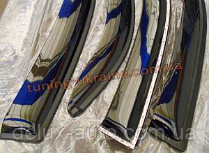 Дефлекторы боковых окон (ветровики) AutoClover для Daewoo Nubira 1997-15 wagon