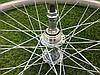 Колесо заднее 26 с одностенным ободом под V-brake, фото 3