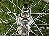Колесо заднее 26 с одностенным ободом под V-brake, фото 2