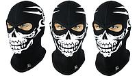 Балаклава с черепом Radical Scull S1 (original), маска, подшлемник