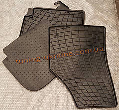 Коврики в салон резиновые Stingray 4шт. для Ford Connect 2014