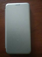 Чехол- книга Premium для iPhone   XS  MAX 6.5  (серый)