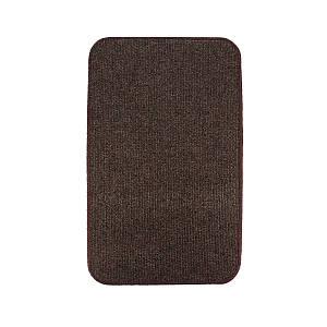 Двусторонний коврик с подогревом, электрический Теплик 100 х 150 см Темно-коричневый