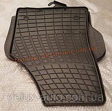 Коврики в салон резиновые Stingray 2шт. для Fiat Scudo 2007-2014