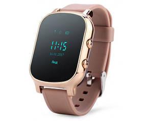 Смарт-часы UWatch T58 Gold