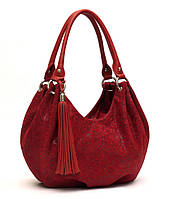 Женские замшевые и велюровые сумки