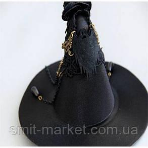 Шляпка Ведьмы на заколках, фото 2