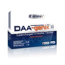 Бустер тестостерона Biogenix Daa Genix 60tabs