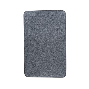 Двусторонний коврик с подогревом, электрический Теплик 50 х 100 см Темно-серый