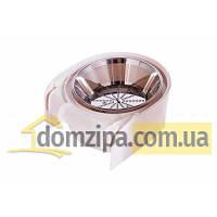 Нож - сито и корпус сита для соковыжималки Gorenje JC650W 497687