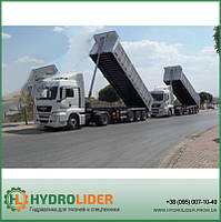 Полуприцеп для сыпучих грузов SINAN / SEMI TRAILER - DRY LOAD